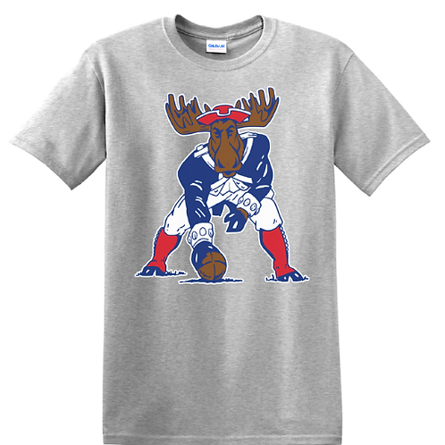 Minute Moose Throwback T-shirt