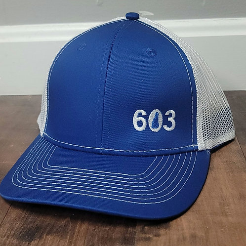 603 Trucker Hat