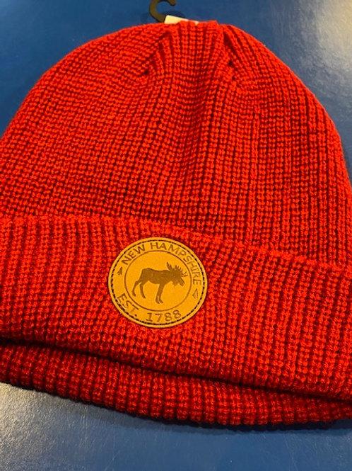 Moose Winter Beanie Hat