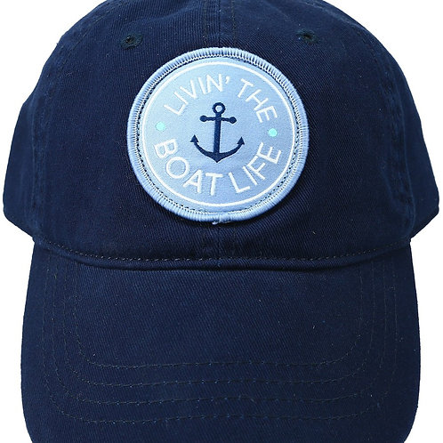 Livin' The Boat Life Hat