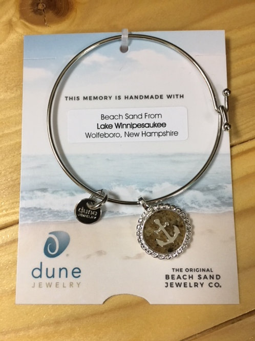 Dune Jewelry Anchor Bracelet