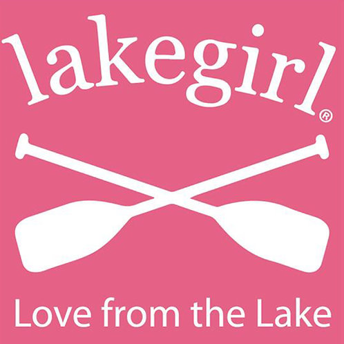 Lakegirl Decal - Love from the Lake