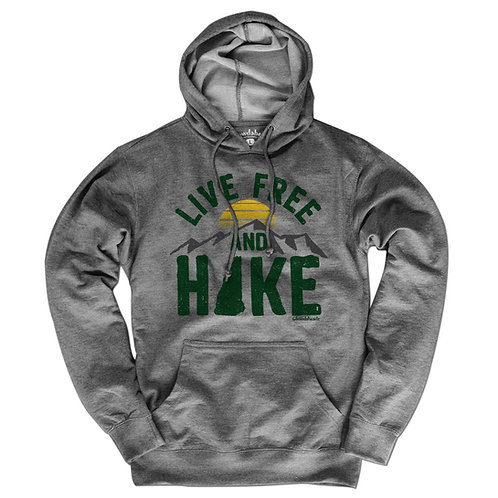 Live Free and Hike Lightweight Hoodie
