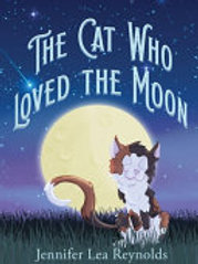The Cat Who Loved The Moon