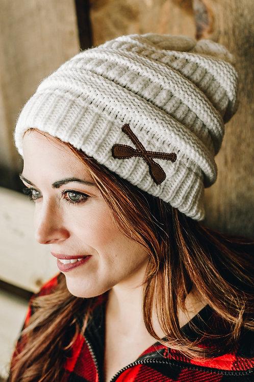 Lakegirl Knit Beanie Hat