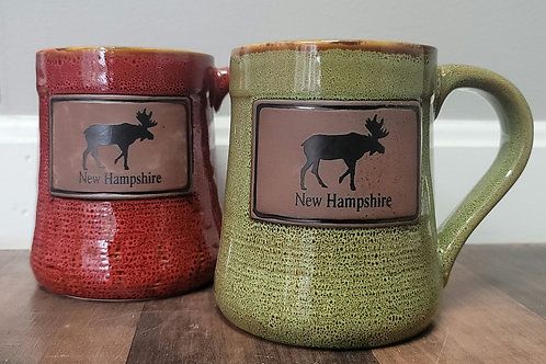 Oversized New Hampshire Mug