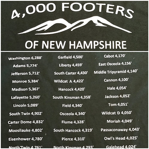 4,000 Footer Shirt