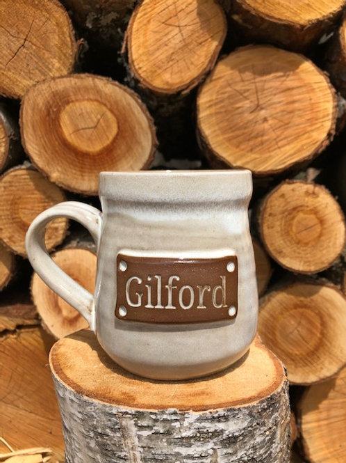 Gilford Ceramic MUG by Emily Wernig