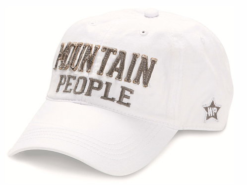 Mountain People Hat