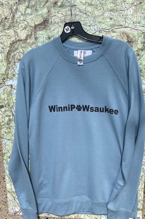 WinniPAWsaukee Crew Neck Sweatshirts