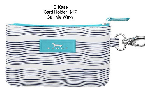 ID Kase Card Holder - Call Me Wavy