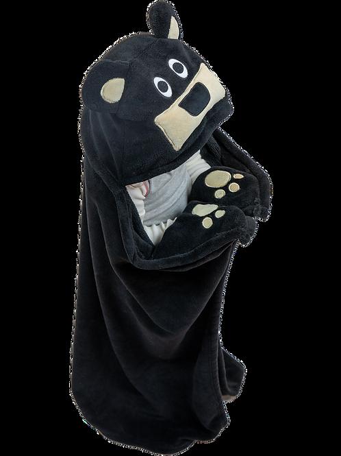 Bear Critter Blanket