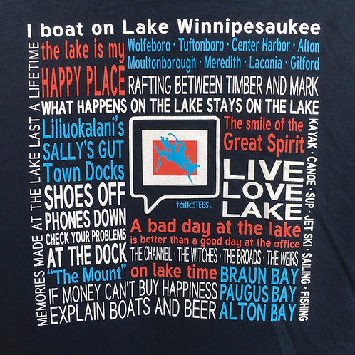 Lake Winni Long Sleeve Shirt