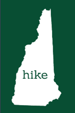 Hike New Hampshire Sticker