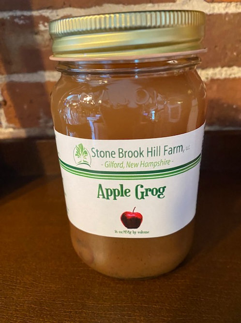 Apple Grog from Stone Brook Hill Farm in GILFORD