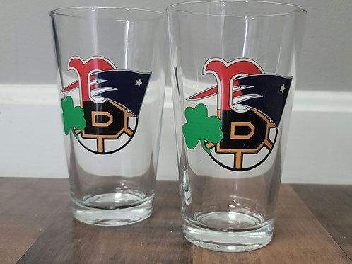 4 Sport Pint Glass
