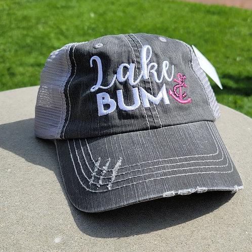 Lake Bum Women's Trucker Hat