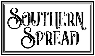 First Draft: Southern Spreads Logo