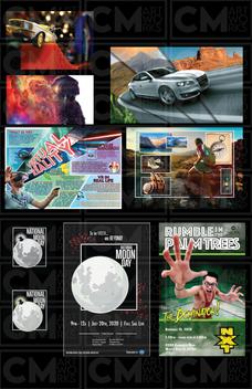 Adobe Photoshop, Lightroom, Illustrator, Indesign