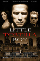 Little Tortilla Boy Movie Poster