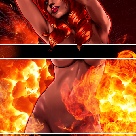 """Censored """"From Fire"""""""