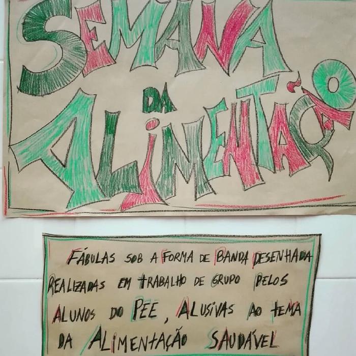 #SemanaDaAlimentação