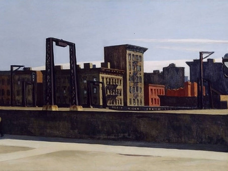 "Boston's Best: ""Manhattan Bridge Loop"" by Edward Hopper"