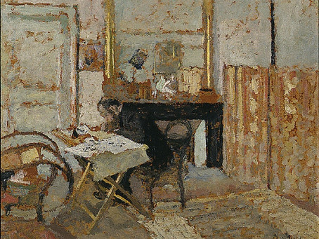 Permanent Collections: Surface Praise for Vuillard