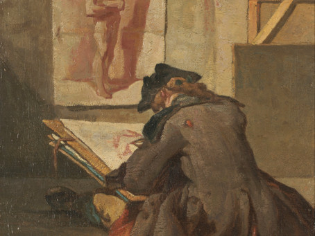 Permanent Collections: Art School à la Chardin