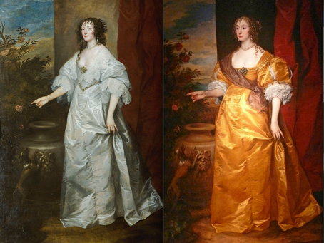 Permanent Collections: A Tale of Two van Dycks