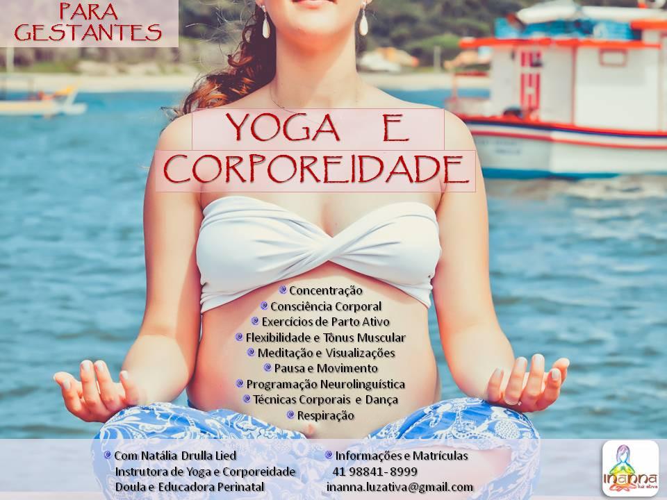 Yoga e Corporeidade
