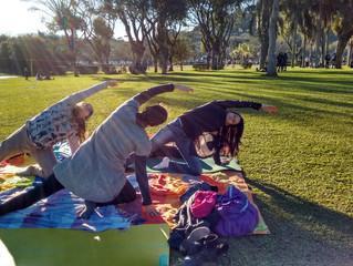 Yoga e Corporeidade na gestação