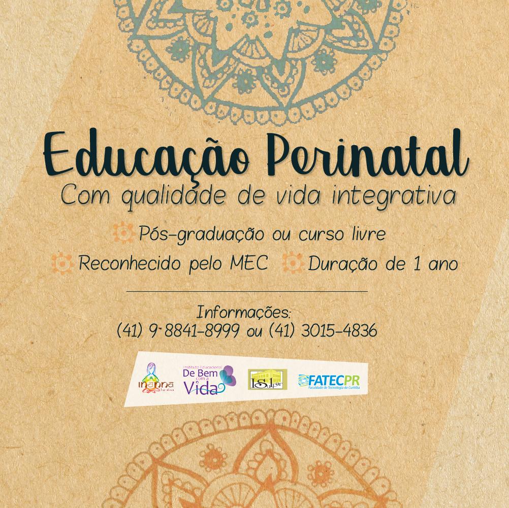 CURSO EDUCAÇÃO PERINATAL