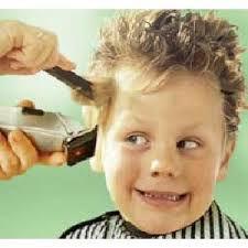 Child's Haircut