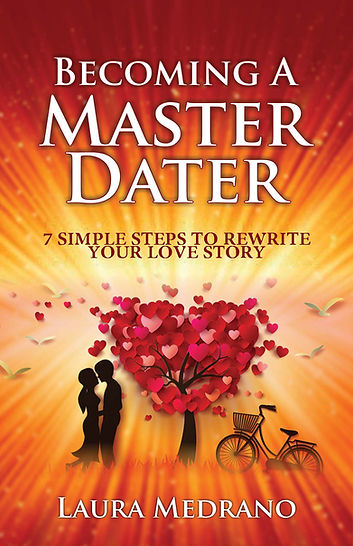 Front Cover_Becoming A Master Dater_Laur