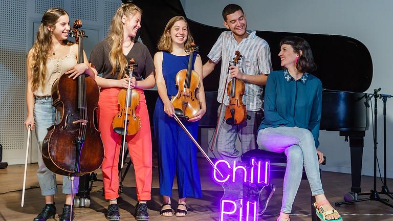 Anat Moshkovski ft. Chill Pill @ Tel Aviv Piano Fesival
