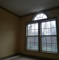 Sheetrock, Trim, and Paint