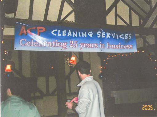 ACP 25th Aniversary Party