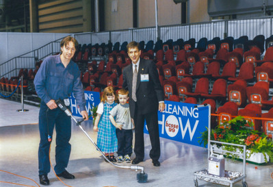 The Cleaning Show in 1999