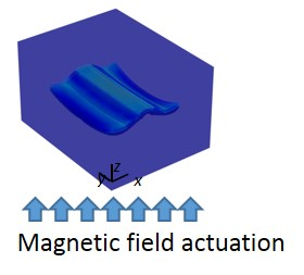 Origami-bifold-magnetic