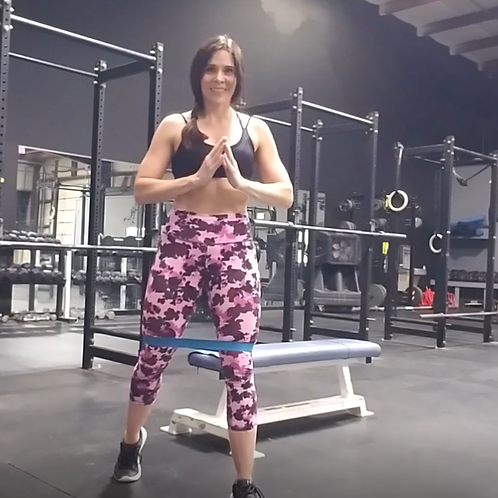 Mini Band Hip, Thigh & Booty Workouts