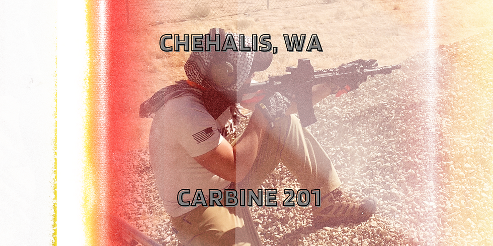Carbine 201: Dynamic Cover and movement