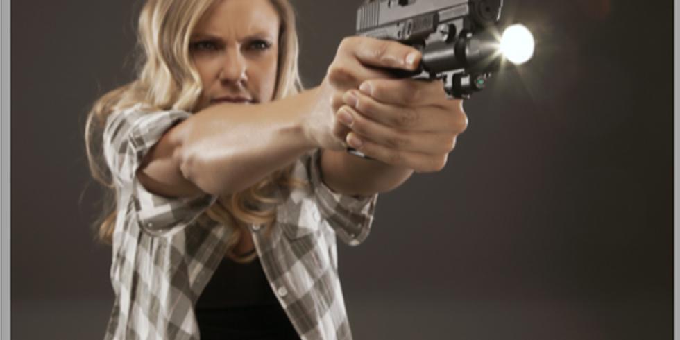 Pistol: Level 301: Home Defense Course