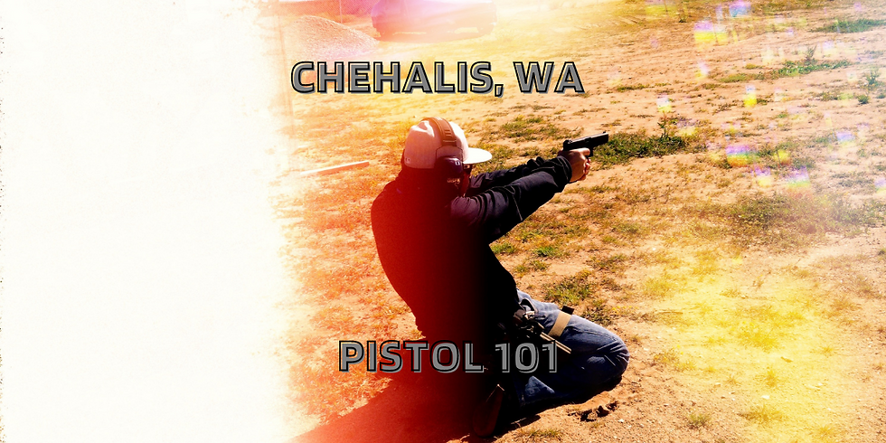 Pistol 101