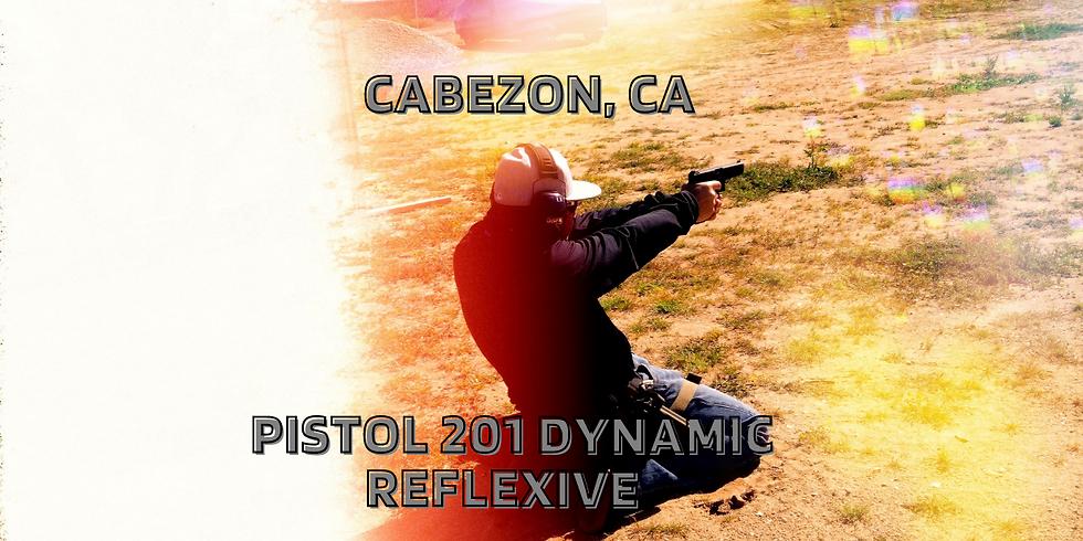 Pistol 201: Dynamic Reflexive