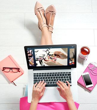 Cours de maquillage en ligne