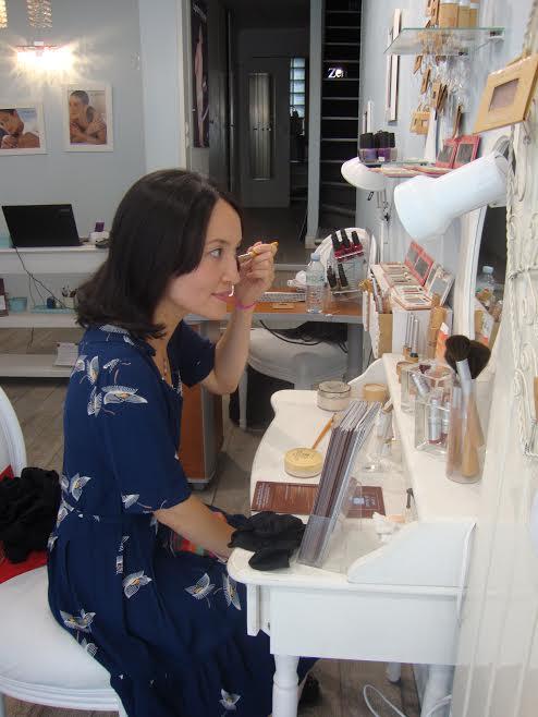 Atelier maquillage Relooking