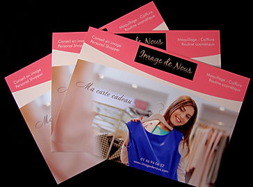 carte cadeau relooking femme