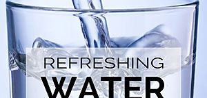 Water recipes to make drinking water more enjoyable by Sharonda McMullen.