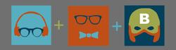 Re-Brand Concept - Web/Blog Header